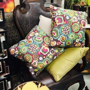 Eye of Design Custom Down Filled Pillows